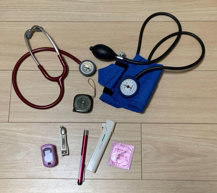 訪問看護ステーションともの七つ道具紹介!_f0041153_13564566.jpg