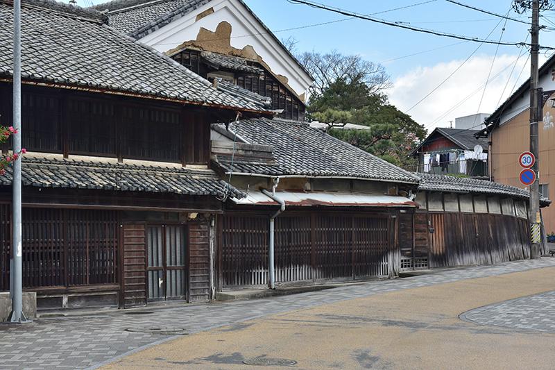 東海道 亀山宿から四日市宿を行く_e0164563_09114346.jpg