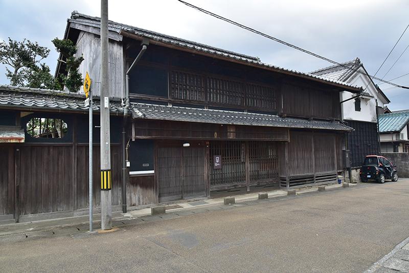 東海道 亀山宿から四日市宿を行く_e0164563_09114392.jpg