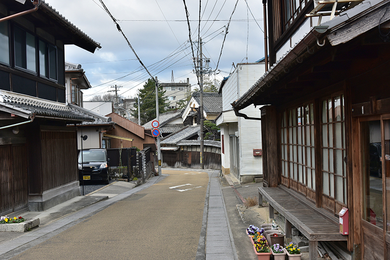 東海道 亀山宿から四日市宿を行く_e0164563_09114437.jpg