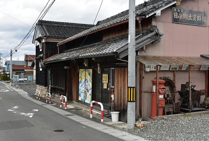 東海道 亀山宿から四日市宿を行く_e0164563_09115431.jpg