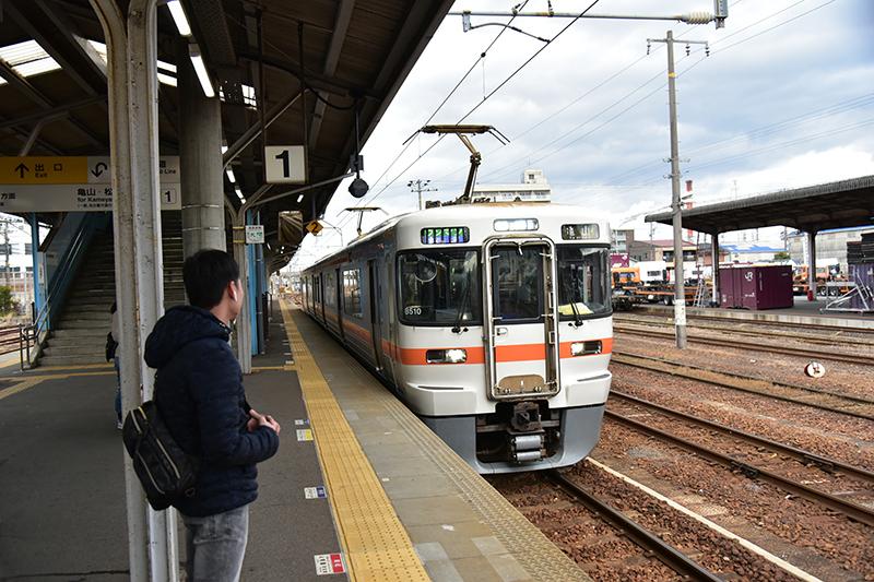 東海道 亀山宿から四日市宿を行く_e0164563_09115522.jpg