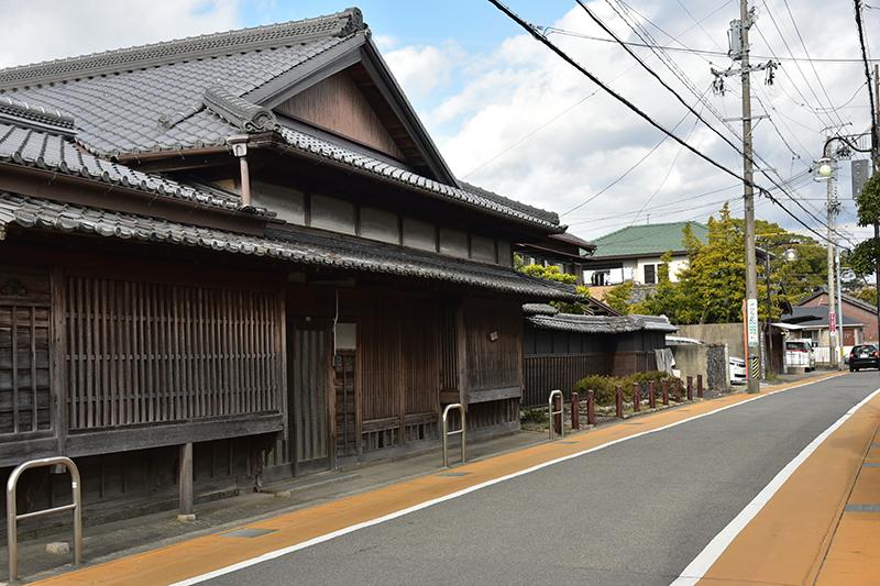 東海道 亀山宿から四日市宿を行く_e0164563_09115553.jpg