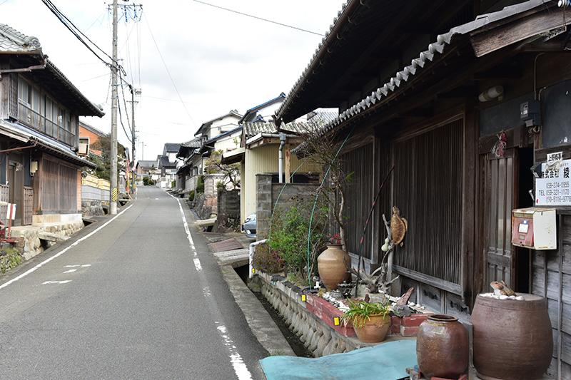 東海道 亀山宿から四日市宿を行く_e0164563_09115569.jpg
