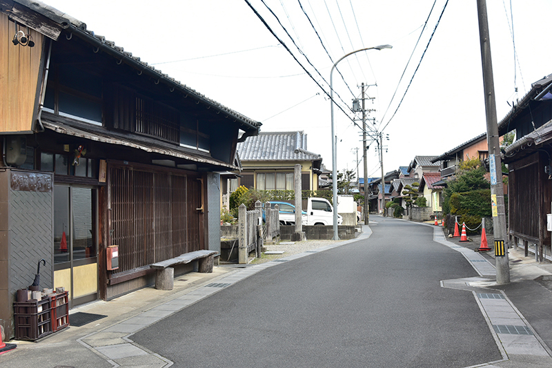 東海道 亀山宿から四日市宿を行く_e0164563_09550916.jpg