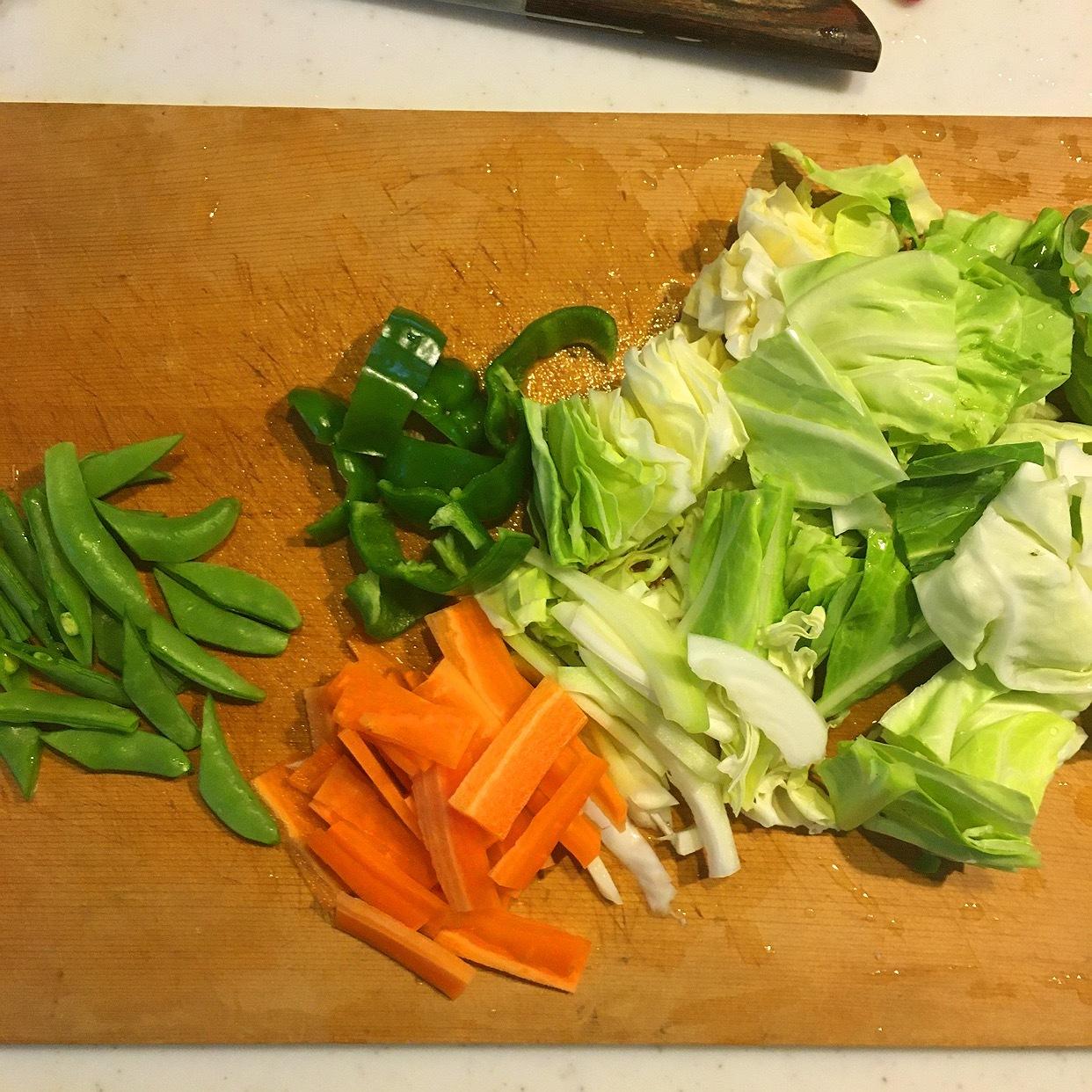 春野菜で八宝菜_e0345163_17095900.jpg