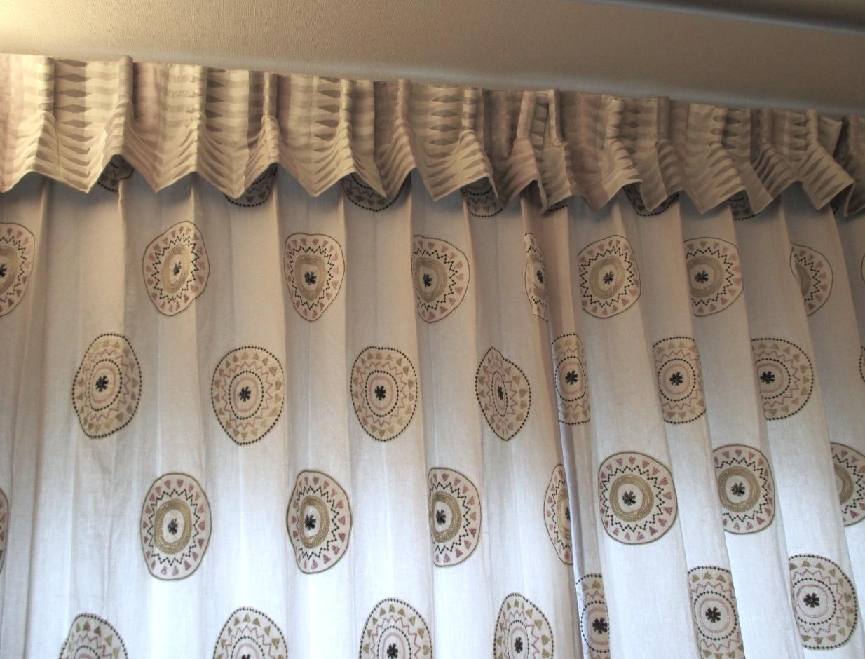 ヴィラノヴァ カーテン『アイマラ』と『カベロ』 ヴィラノヴァ正規販売店のブライト_c0157866_17340072.jpg