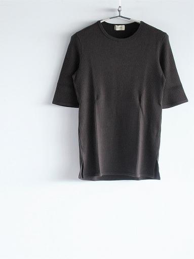 THE HINOKI オーガニックコットン 針抜きスムース Tシャツ (LADIES ONLY)_b0139281_16533698.jpg