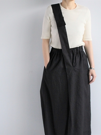 THE HINOKI オーガニックコットン 針抜きスムース Tシャツ (LADIES ONLY)_b0139281_16571248.jpg
