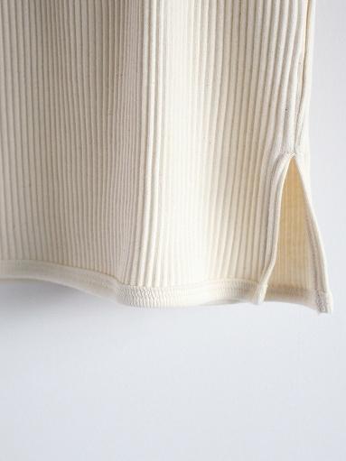THE HINOKI オーガニックコットン 針抜きスムース Tシャツ (LADIES ONLY)_b0139281_18452213.jpg