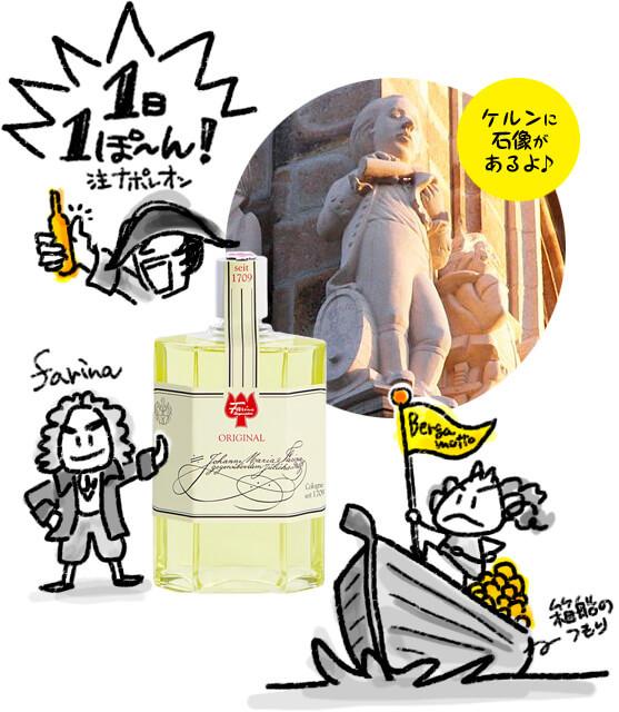 ボーヴァ2.  人々を魅了した黄金の香り ベルガモットのお話_f0205783_20265739.jpg