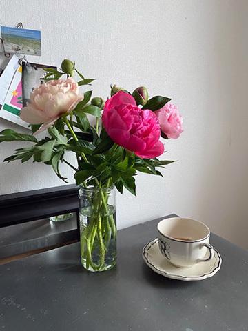 Un bouquet de fleur :花束_f0038600_17395782.jpg