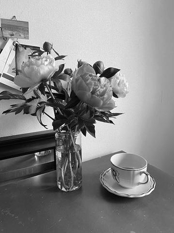 Un bouquet de fleur :花束_f0038600_17445331.jpg