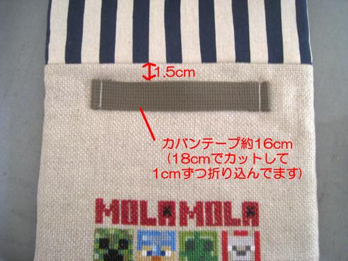 【無料型紙No,03】モラモラケースの作り方_e0285303_17304224.jpg