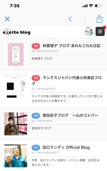 私のblogが3位_d0148223_07445196.jpg