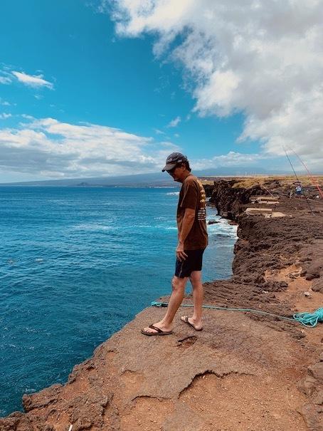 ハワイ島サウスポイント〜カラエ岬へ_c0187025_10505227.jpg