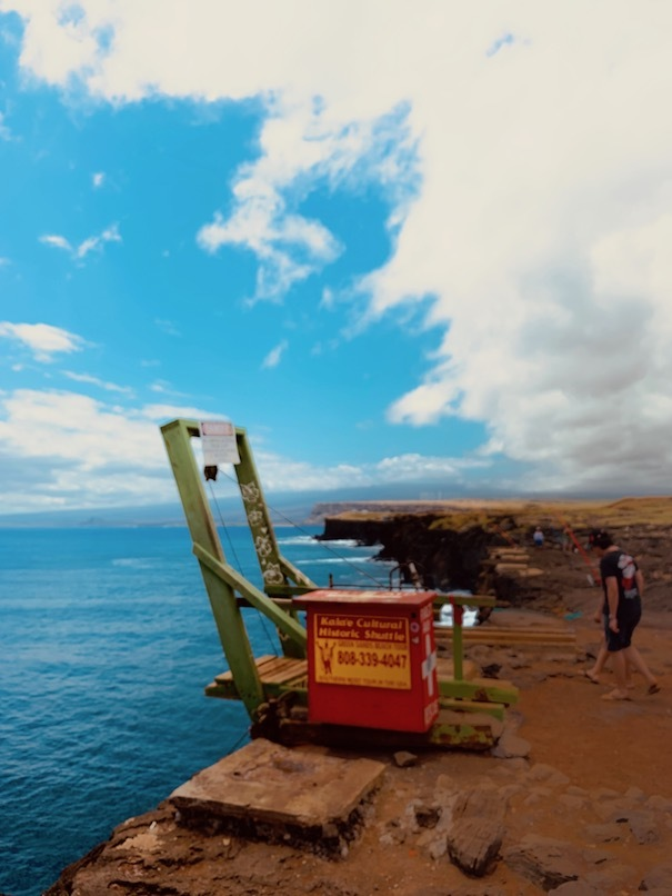 ハワイ島サウスポイント〜カラエ岬へ_c0187025_10515622.jpg