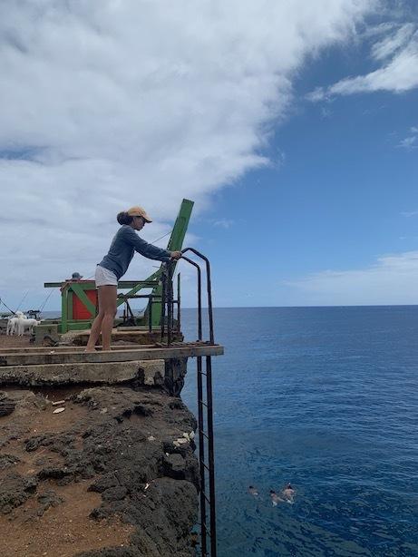 ハワイ島サウスポイント〜カラエ岬へ_c0187025_10520969.jpg