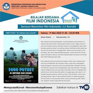 """インドネシアの映画: 1000 Potret """"Di Antara Dua Sosok"""" _a0054926_20570909.jpg"""