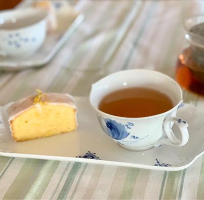 レモンケーキを作りました。_f0167026_16595818.jpg