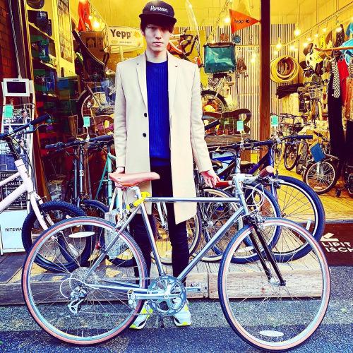 ライトウェイ特集☆自転車女子 自転車ガール 自転車ボーイ クロスバイク ライトウェイ おしゃれ自転車 マリン ターン シェファード パスチャー スタイルス_b0212032_15534685.jpeg