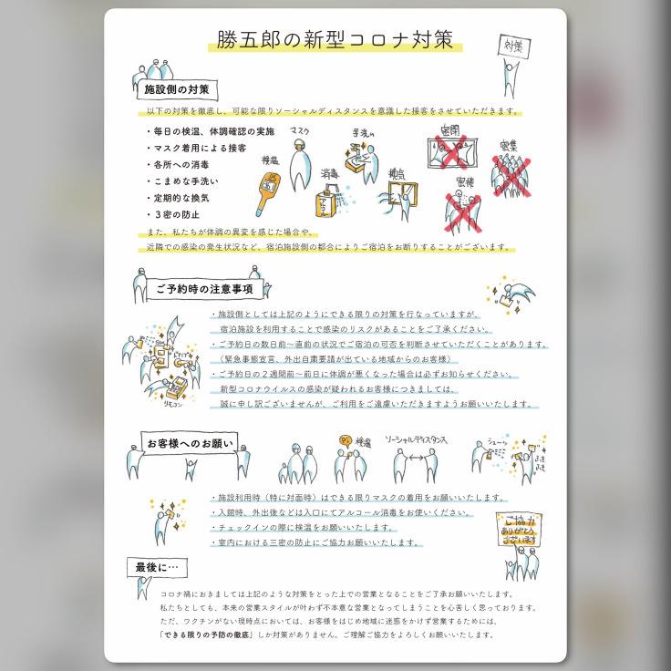 「対策くん」- 勝五郎の新型コロナ対策 -_d0386342_11363123.jpg