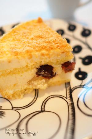 ルタオのチーズケーキ_e0268051_15234638.jpg