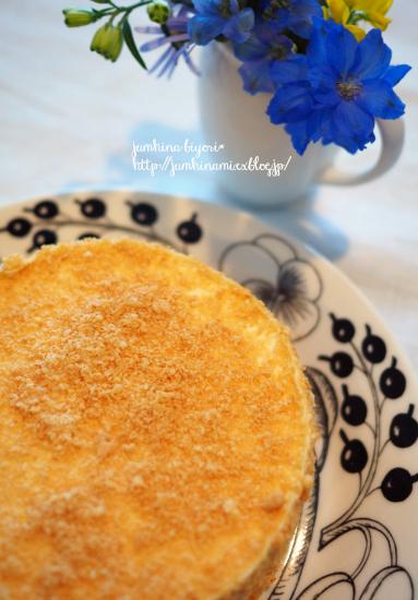 ルタオのチーズケーキ_e0268051_22450303.jpg