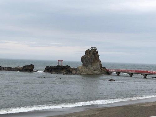 波立海岸弁天島_e0211357_15360868.jpg