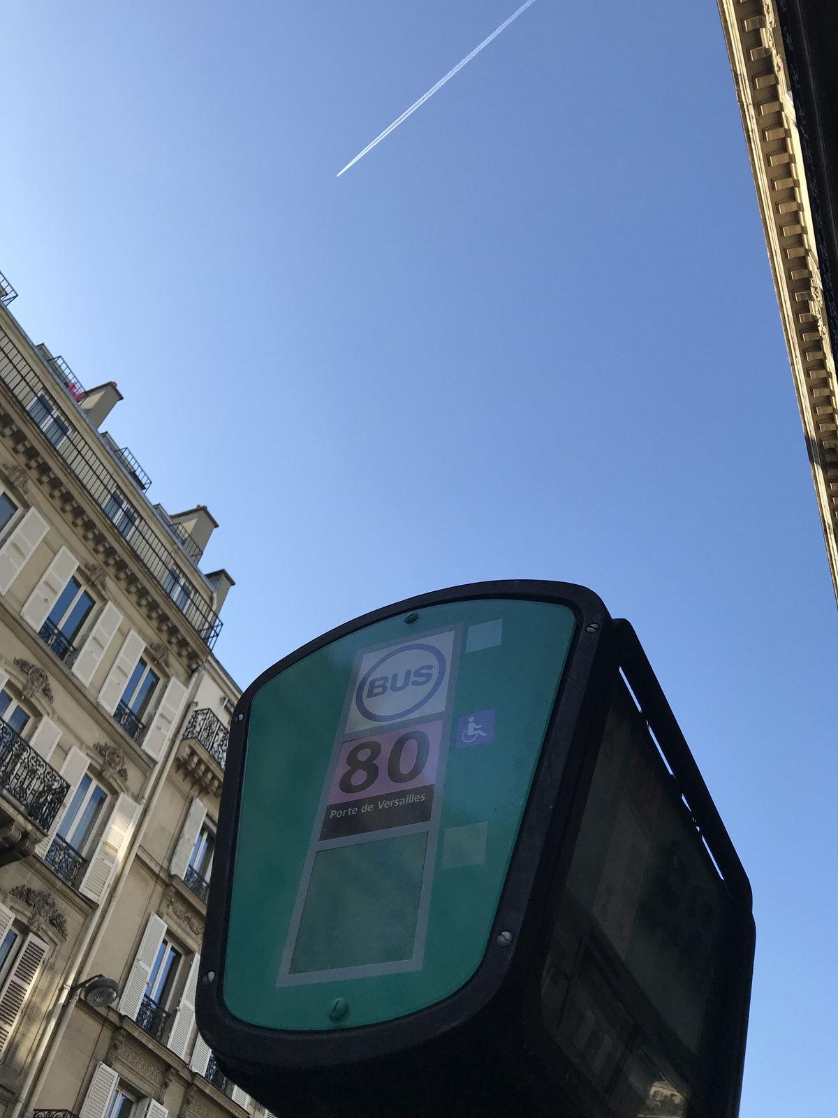 Paris パリ バス80番の旅_c0176078_12061240.jpg