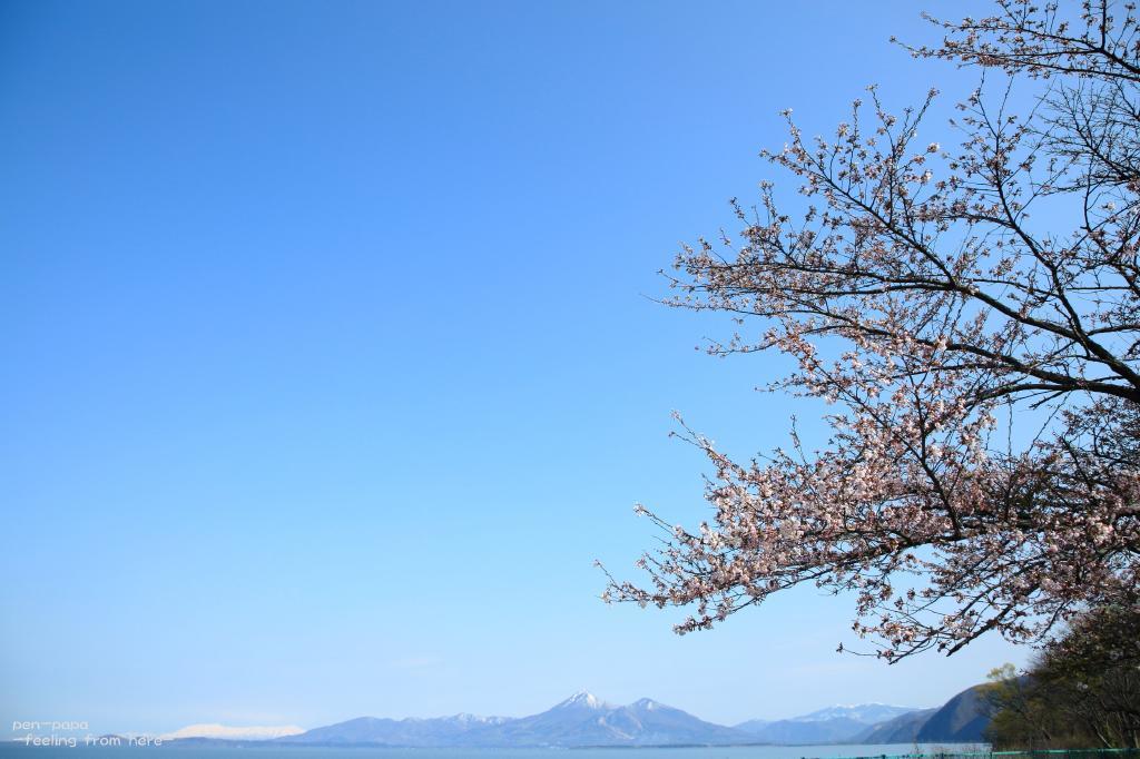 昭和の日 磐梯山の見えるところ_c0356480_20413313.jpg