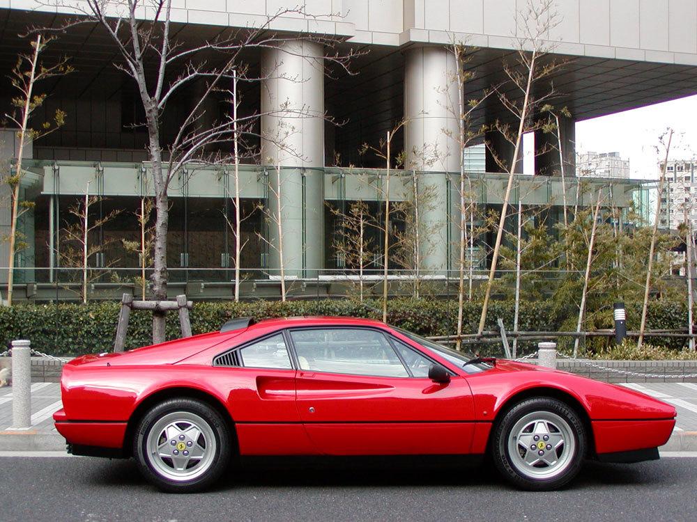 small Ferrari の造形の変化_a0129711_21491448.jpg