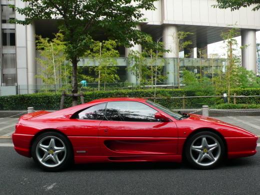 small Ferrari の造形の変化_a0129711_22022615.jpg