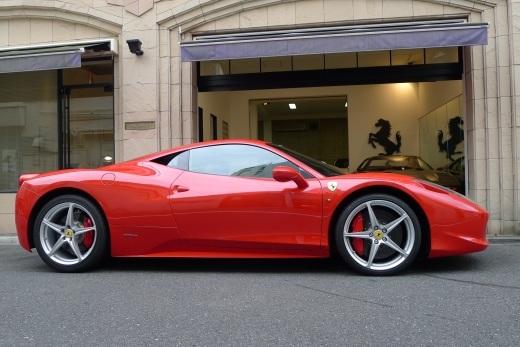 small Ferrari の造形の変化_a0129711_22135234.jpg