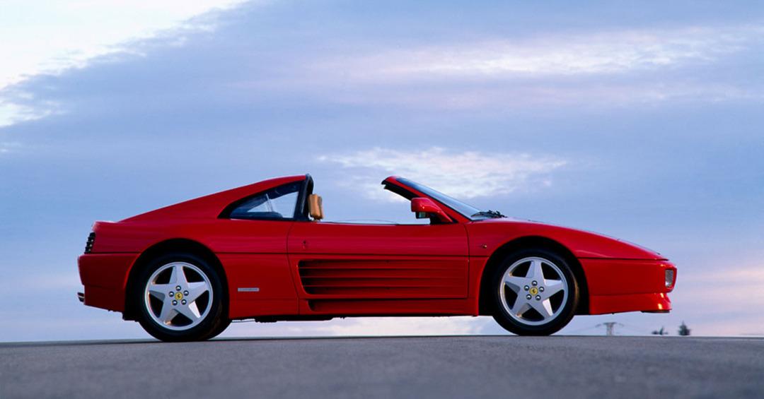 small Ferrari の造形の変化_a0129711_22411539.jpg