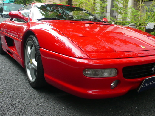 small Ferrari の造形の変化_a0129711_23090164.jpg