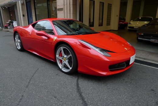 small Ferrari の造形の変化_a0129711_23113792.jpg