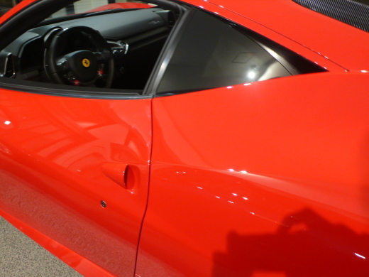 small Ferrari の造形の変化_a0129711_23131795.jpg