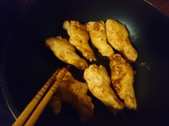 スープカレーを作ってみた。_d0256914_20072657.jpg