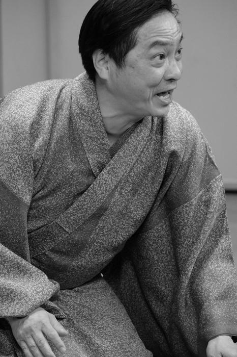 富士フイルム X Series facebookより 桂花團治師匠_f0050534_22011943.jpg