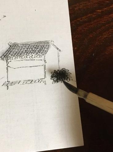 高篠山荘図。_c0160745_15141730.jpeg