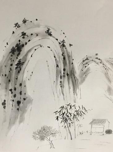 高篠山荘図。_c0160745_15142847.jpeg