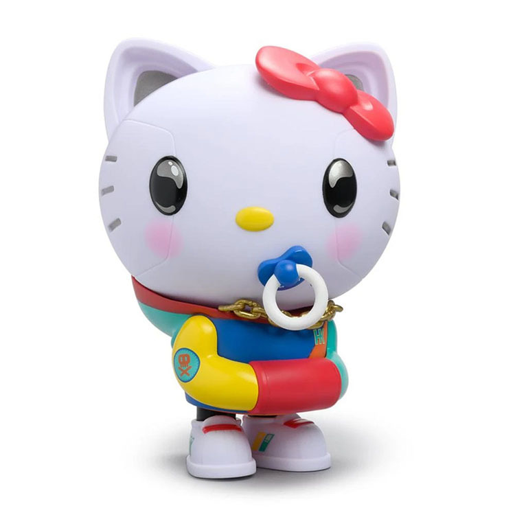 "Hello Kitty 8"" Art Figure by Quiccs - 80\'s Retro Edition_e0118156_21245380.jpg"