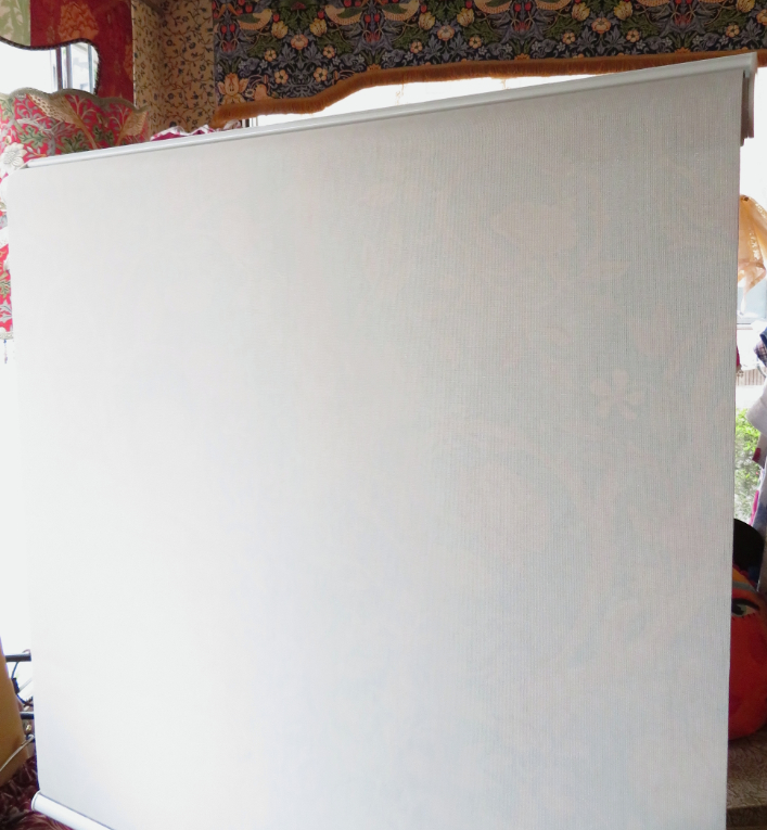 モリスのロールスクリーン 小窓用 『メルセッター』 モリス正規販売店のブライト_c0157866_16563493.jpg