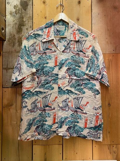 5月23日(土)11:30~マグネッツ大阪店オンラインストア夏物ヴィンテージ入荷!!#1 Vintage Hawaiian Shirt!!_c0078587_15343757.jpg