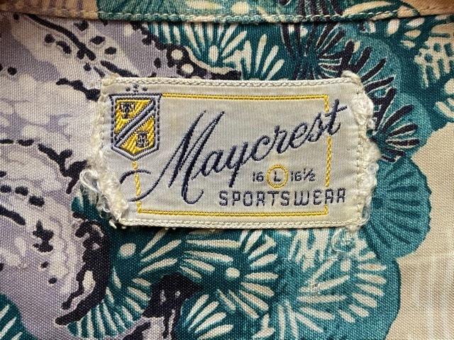 5月23日(土)11:30~マグネッツ大阪店オンラインストア夏物ヴィンテージ入荷!!#1 Vintage Hawaiian Shirt!!_c0078587_15343771.jpg