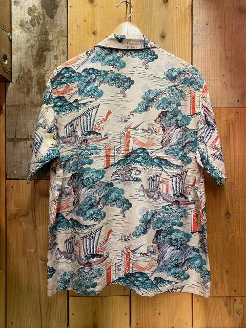 5月23日(土)11:30~マグネッツ大阪店オンラインストア夏物ヴィンテージ入荷!!#1 Vintage Hawaiian Shirt!!_c0078587_15344421.jpg