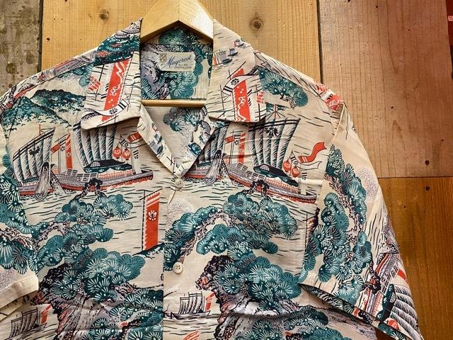 5月23日(土)11:30~マグネッツ大阪店オンラインストア夏物ヴィンテージ入荷!!#1 Vintage Hawaiian Shirt!!_c0078587_15363033.jpg