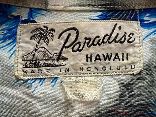 5月23日(土)11:30~マグネッツ大阪店オンラインストア夏物ヴィンテージ入荷!!#1 Vintage Hawaiian Shirt!!_c0078587_15404496.jpg