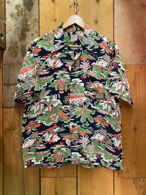 5月23日(土)11:30~マグネッツ大阪店オンラインストア夏物ヴィンテージ入荷!!#1 Vintage Hawaiian Shirt!!_c0078587_15440925.jpg